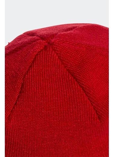 adidas Adidas Günlük Bere Daily Beanie Ge1166 Kırmızı